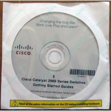 85-5777-01 Cisco Catalyst 2960 Series Switches Getting Started Guides CD (80-9004-01) - Химки