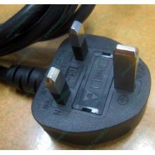 Кабель питания SS145A BS-1363/A FUSED 3-pin UK (Химки)