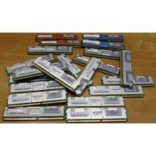 Серверная память HP 398706-051 (416471-001) 1024Mb (1Gb) DDR2 ECC FB (Химки)
