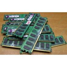 ГЛЮЧНАЯ/НЕРАБОЧАЯ память 2Gb DDR2 Kingston KVR800D2N6/2G pc2-6400 1.8V  (Химки)