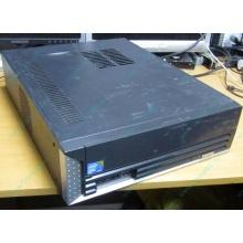 Лежачий четырехядерный системный блок Intel Core 2 Quad Q8400 (4x2.66GHz) /2Gb DDR3 /250Gb /ATX 300W Slim Desktop (Химки)