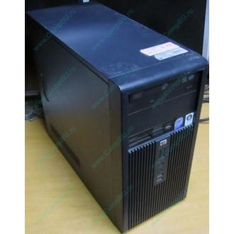 Компьютер Б/У HP Compaq dx7400 MT (Intel Core 2 Quad Q6600 (4x2.4GHz) /4Gb /250Gb /ATX 300W) - Химки