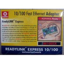 Сетевой адаптер Compex RE100TX/WOL PCI (Химки)