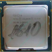 Процессор Intel Celeron G1610 (2x2.6GHz /L3 2048kb) SR10K s.1155 (Химки)