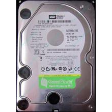 Б/У жёсткий диск 500Gb Western Digital WD5000AVVS (WD AV-GP 500 GB) 5400 rpm SATA (Химки)