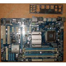 Материнская плата Gigabyte GA-EP45T-UD3LR rev 1.3 Б/У (Химки)