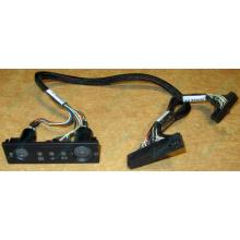 HP 224998-001 в Химках, кнопка включения питания HP 224998-001 с кабелем для сервера HP ML370 G4 (Химки)