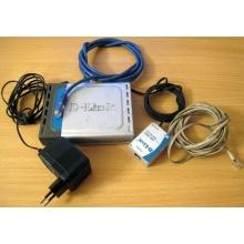 ADSL 2+ модем-роутер D-link DSL-500T (Химки)