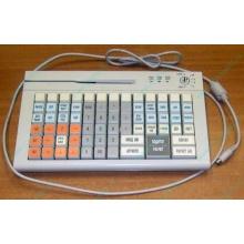 POS-клавиатура HENG YU S78A PS/2 белая (Химки)