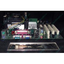 Комплект: плата Intel D845GLAD с процессором Intel Pentium-4 1.8GHz s.478 и памятью 512Mb DDR1 Б/У (Химки)