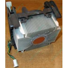 Кулер для процессоров socket 478 с медным сердечником внутри алюминиевого радиатора Б/У (Химки)