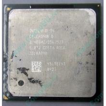 Процессор Intel Celeron D (2.4GHz /256kb /533MHz) SL87J s.478 (Химки)