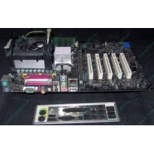 Материнская плата Intel D845PEBT2 (FireWire) с процессором Intel Pentium-4 2.4GHz s.478 и памятью 512Mb DDR1 Б/У (Химки)